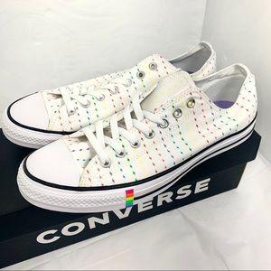 Converse Shoes - Converse 🌈 Lo Top Rainbow Pride sneakers